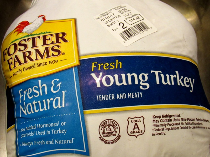 Foster Farms Young Turkey