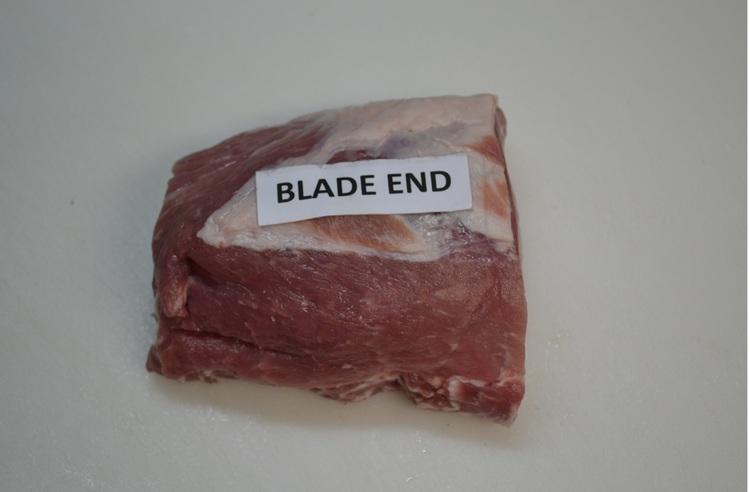 Blade End Roast