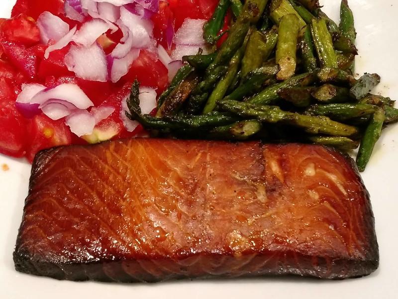 Kippered Salmon