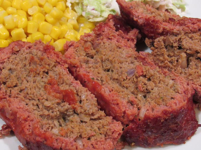 Meatloaf Smoke Ring